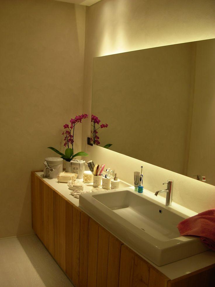 Mobile bagno realizzato su misura