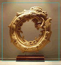 Dragão Ouroboros; Símbolo do infinito pela Mitologia