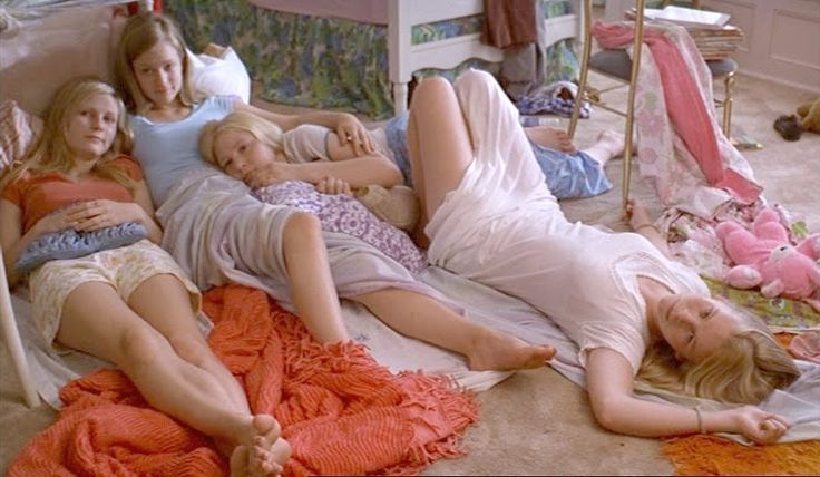 """Virgin Sucides"" (Sofia Coppola, 1999)"