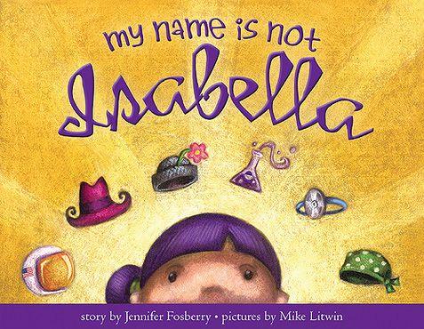Italian Girls' Names: Le tante sorelle di Isabella