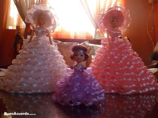 15 Anos Dolls: Muñecas Para Souvenirs
