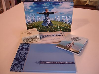 Sound of Music 45th Anniversary Set Gift Box w/Contents (no DVD) - b13