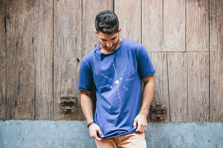 www.rupitmallorca.com  #algodon #organico #ethic #clothing #fasion #tshirt #mensclothing