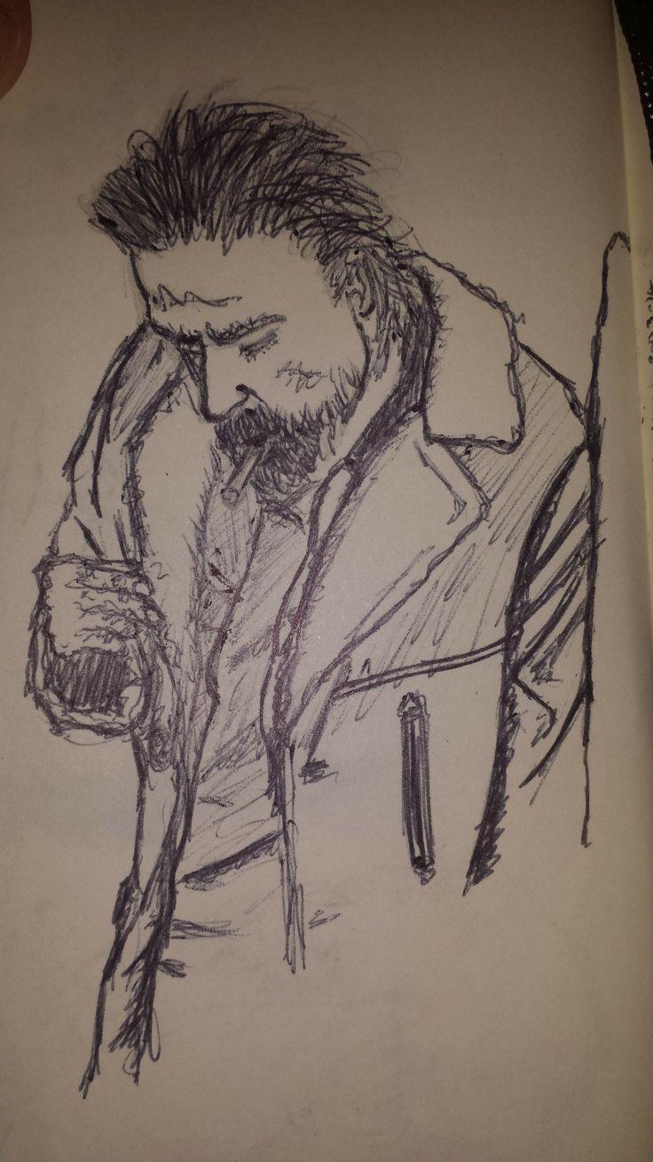 Street smoker (Pen)