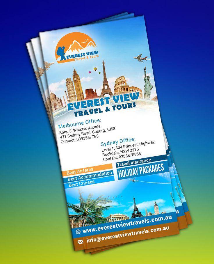 travel agency flyer designs httpgraphicdesigneronlineinfo