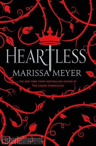 Heartless by Marissa Meyer | November 8th 2016 by Feiwel and Friends