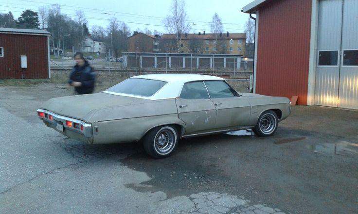 Criffes Impala