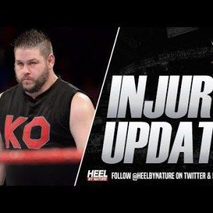 Pin by Heel By Nature on Daily Wrestling News Wrestling news Kevin owens Surgery