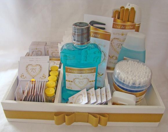 Caixa para lavabo/toalete, feita em mdf  Caixa com divisórias móveis internas, para acomodar os produtos, para o seu conforto.