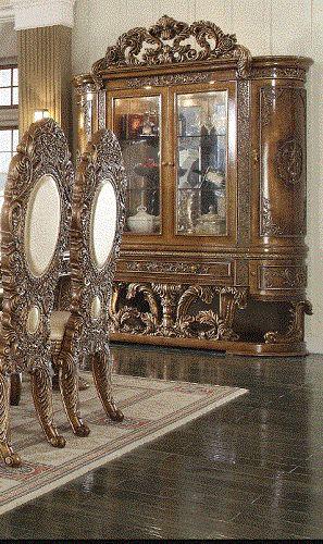 Homey Design Hd 8018 China Cabinet Mit Bildern Vintage Mobel Mobel Verkaufen Design