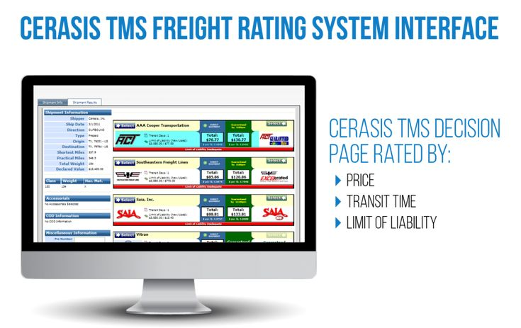 Value-adding Features of a Great Freight Rating System Within a TMS