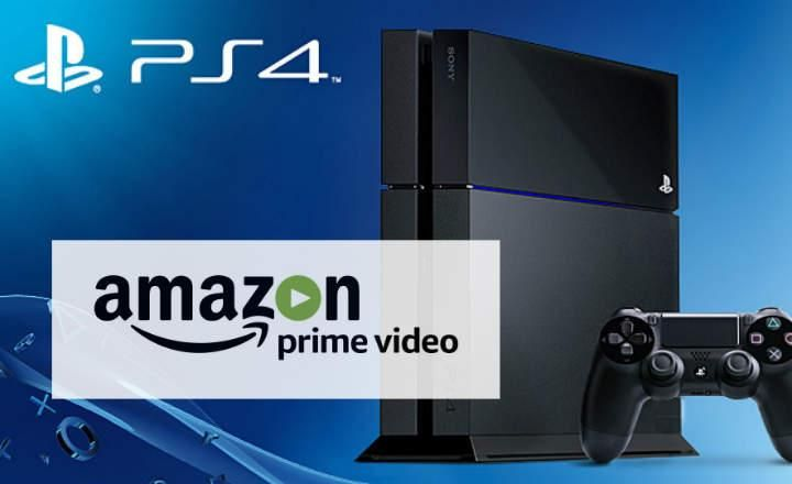 Cómo instalar Amazon Prime Video en PS4