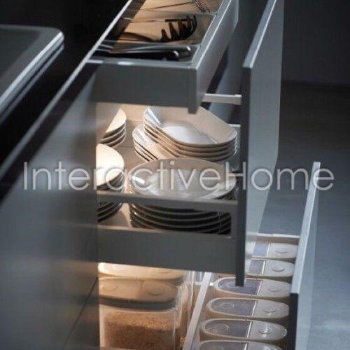 Автоматическая подсветка кухни