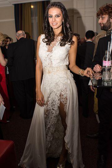Bélavári Zita Couture dress
