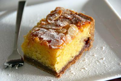 Amandel frambozen gebak met kookvideo - Kookse.tv
