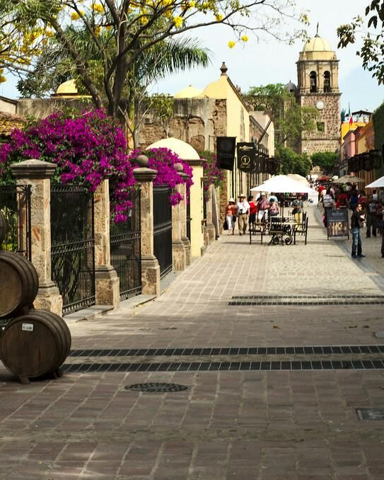 Tequila, Jalisco ! The city where Tequila is made.. Gotta visit and ride the tequila train