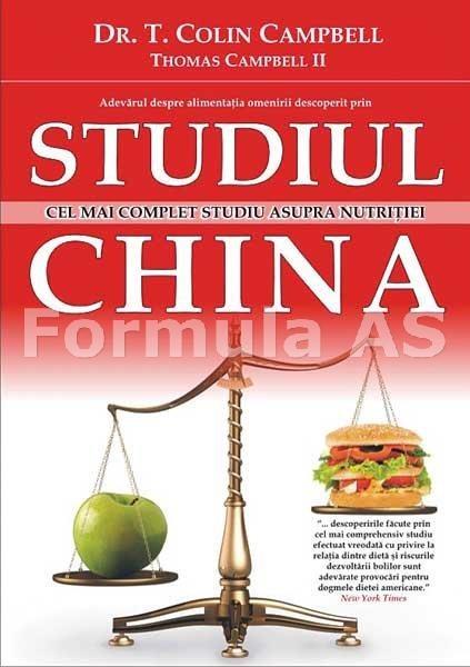Cancerul si alimentatia - Studiul China