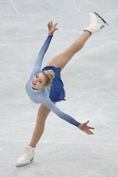 Gracie Gold - 2014 World Figure Skating Championships