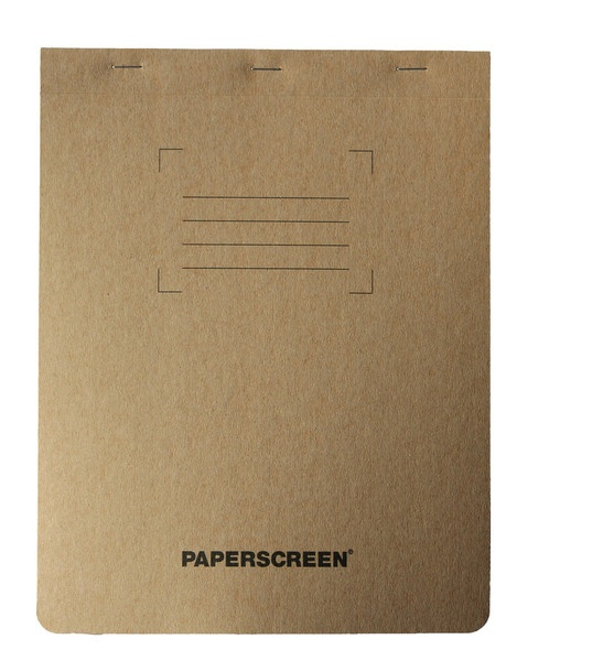 Notepad, / Schreibblock PAD a, Kraft, 100% Recycling, in all aspects sustainable
