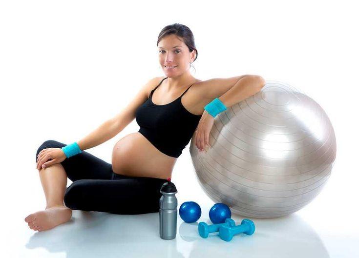 Ejercicios durante el embarazo y sus beneficios