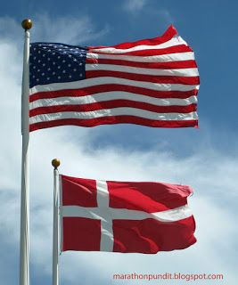 June 14--Flag Day USA; June 15--Flag Day Denmark - http://marathonpundit.blogspot.com/2016/06/june-14-flag-day-usa-june-15-flag-day.html