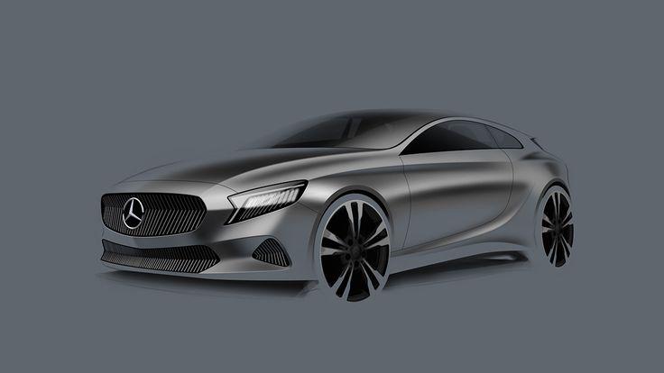 Mercedes Aclass