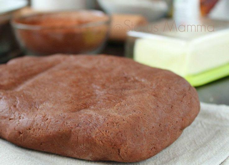 Pasta frolla al cacao  Ernest Knam ricetta dolce crostate facile veloce economica