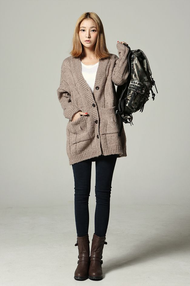 50 Best Korean Winter Fashion Images On Pinterest Korean