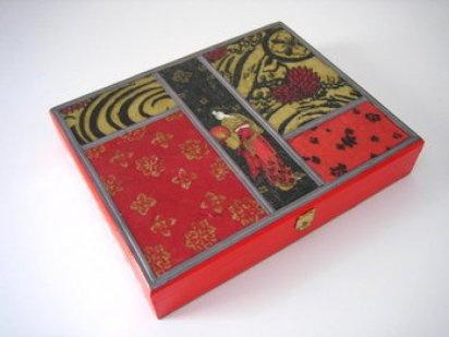 Restauración de cajas de puros | Aprender manualidades es facilisimo.com