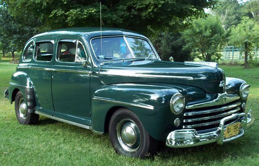 17 best images about ford 1941 1948 on pinterest cars for 1941 ford 4 door