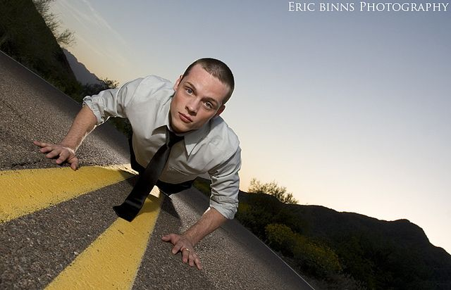 Road Pusher | by Eric Binns Photography