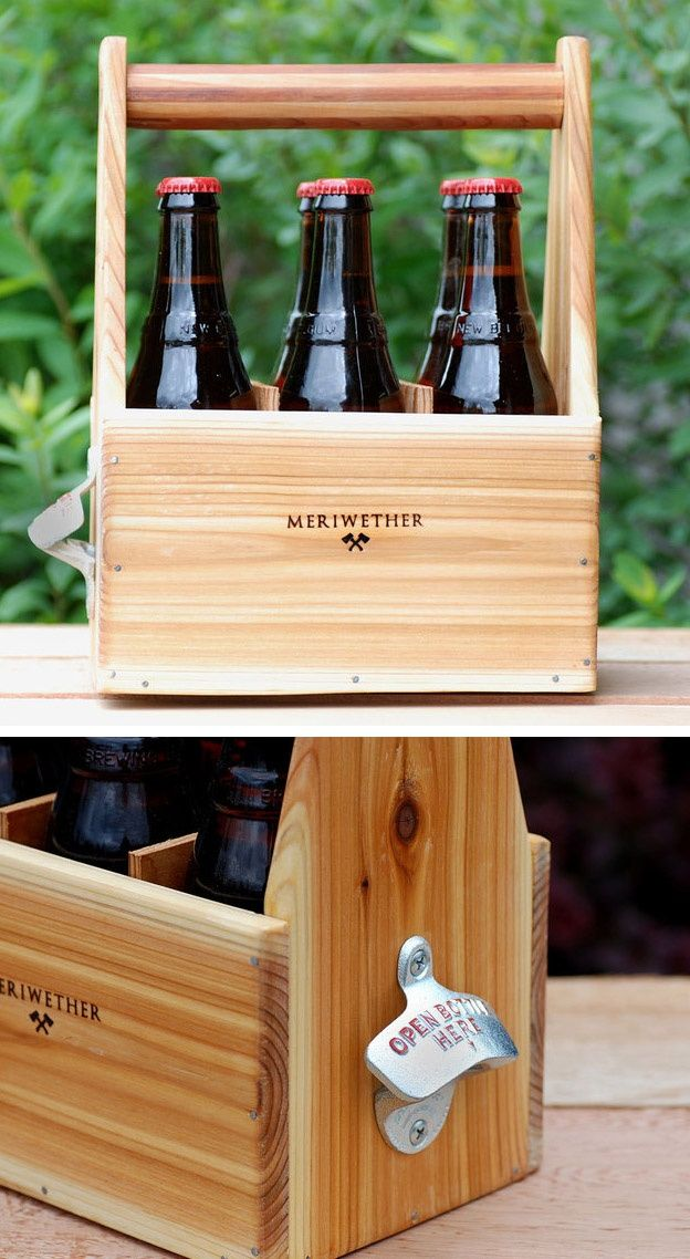 Pack Carrier with bottle opener: perfect gift for the ultimate craft ...
