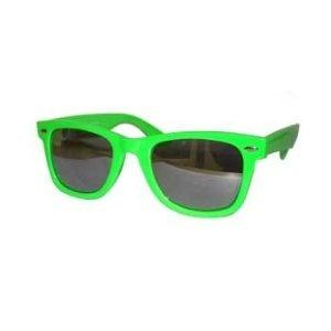 ray ban wayfarer neon grün