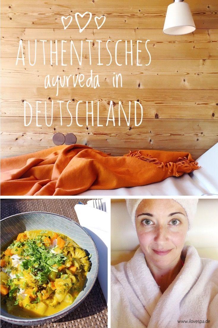 Authentisches Ayurveda in Deutschland - die besten Adressen für Ayurveda Massage & Dosha Bestimmung