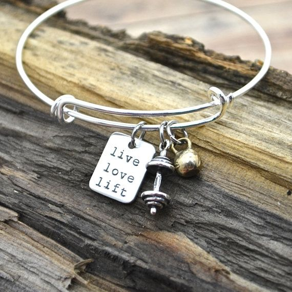 Live Love Lift Bracelet