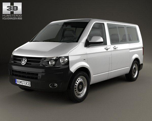 Volkswagen Transporter T5 Kombi 2010