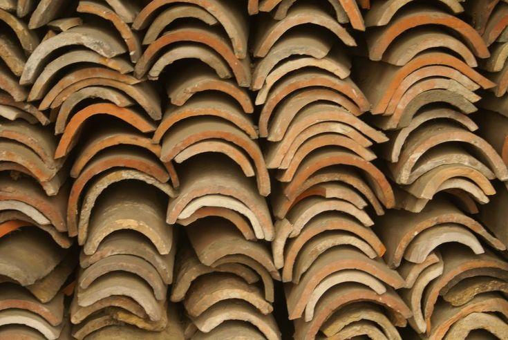 TELHAS cerâmicas…  tipos e quantidades!