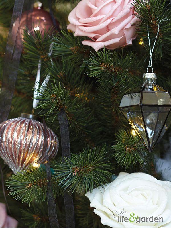 Waan u in luxe met mondgeblazen glaswerk en mooie ornamenten vol glans en glitter.