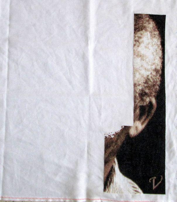 """14- Dandole """"vida"""" a mi creacion... #Madiba #Respect..."""