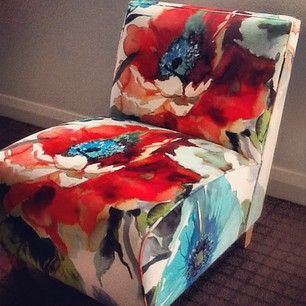 Ultra comfortable modern Berry armchair design by White Furniture Design, for Decoroom Sydney