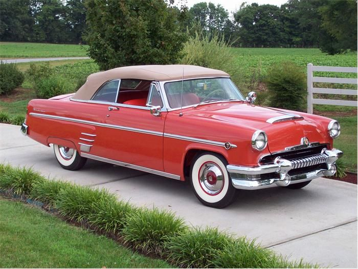 1954 Mercury Montery Special Custom Convertible