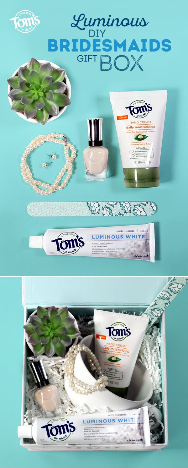 They helped you find your wedding dress. They threw you a bridal shower AND a bachelorette. And now they deserve a huge thank you. What better way to say thanks than with a unique collection of gifts your bridesmaids can use before and after the wedding? Check out 4 ideas that are guaranteed to make your best girls smile.