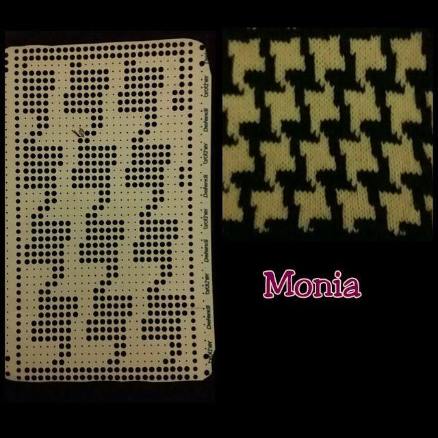Maglieria, Knitting Machine ...Handmade - Monia Cecchini - Picasa Web Album