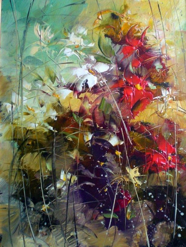 Amazing oil paintings by Lyubomir Kolarov from