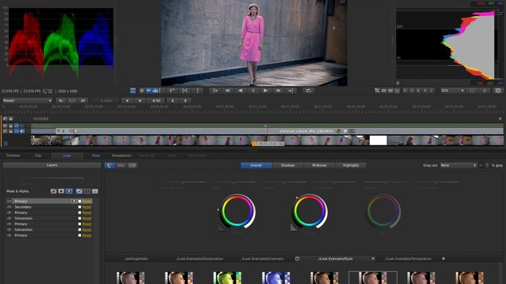 Getting Started with Adobe Speedgrade via nofilmschool.com