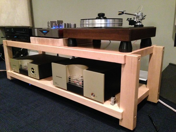 10 Best Audiophile Rack Images On Pinterest Audiophile