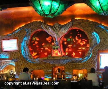 Mermaid Lounge at the Silverton, Las Vegas