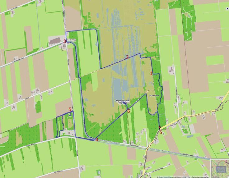 Wandeling Engbertsdijksvenen 9 of 12 kilometer Start- en eindpunt: parkeerplaats Engbertsdijksvenen van Staatsbosbeheer Adres: ...
