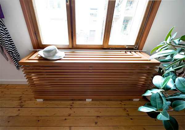 heizkoerperverkleidung als sitzflaeche 600 421 pixel apartment dreams. Black Bedroom Furniture Sets. Home Design Ideas
