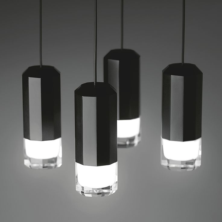 The Wireflow Free-Form pendant light consists of a black electrical cable with…